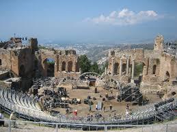 greek theatre pictures