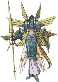 Digimon Adopts Xaki Game Ophanimon