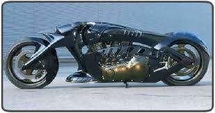 bat man bike