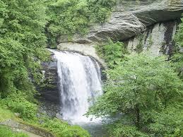 smokey mountain waterfalls