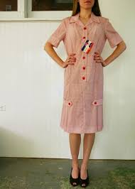 diner waitress uniform