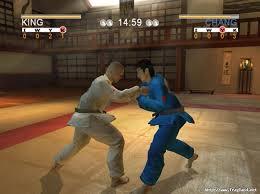 judo game
