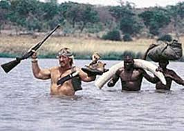 south african hunting
