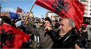 ethnic albanians
