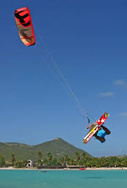 kite surfing images