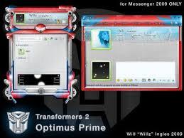 transformers skin