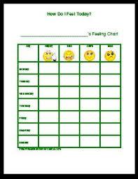 printable behavior chart