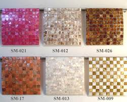 mother of pearl mosaic tiles