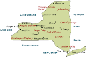 new york state cities