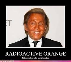 orange celebrity