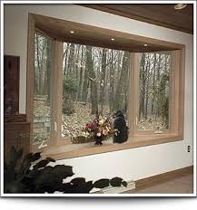 picture of bow window