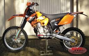 2005 ktm 450 exc