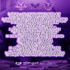 Purple City - Purple City Byrd Gang