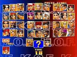 orochi king of fighters