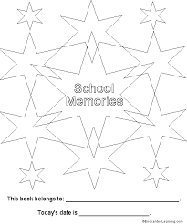 memory book covers