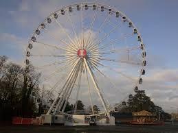 giant wheels