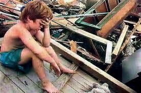 hurricane katrina children