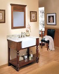 farmhouse vanity