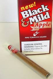 black and milds cigars