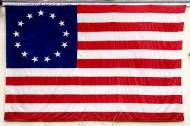 american colonies flag