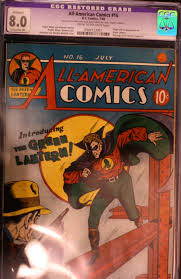 all american comics 16