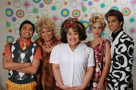 hairspray musical cast