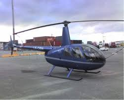 blue helicopters