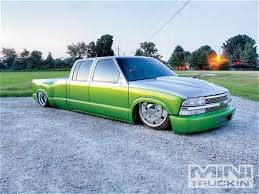 chevy s10 bagged