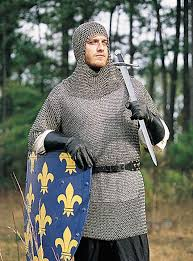 knight chain mail