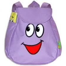 backpack from dora the explorer