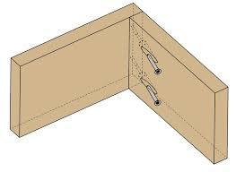pocket hole joint