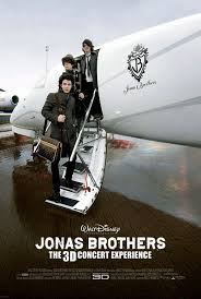 jonas brothers movie poster