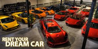 pictures of dream cars