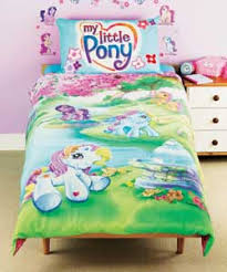 my little pony bed
