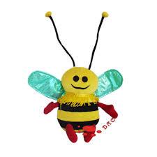 bee stuffed toy