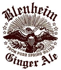 blenheims ginger ale