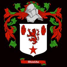 irish shields