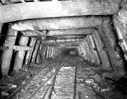 anthracite coal mines