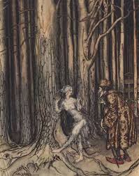 brothers grimm illustrations