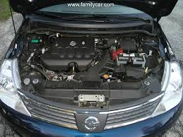 nissan versa engine