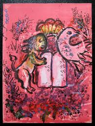 chagall art work