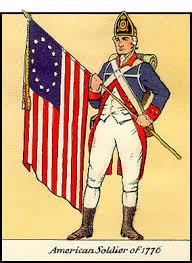 american revolutionary war costumes