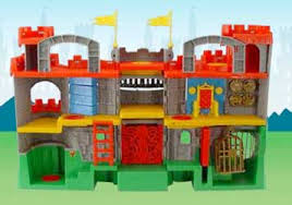 castle fisher price