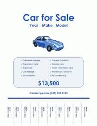 car flyers