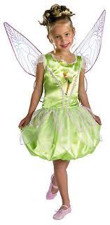 childrens tinkerbell costume