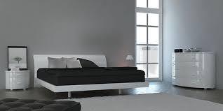 black and grey bedding