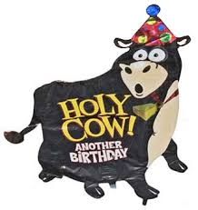 cow birthday party