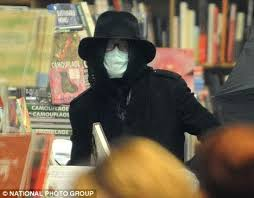 michael jackson face mask