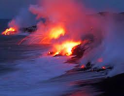 hawaiian volcano eruptions