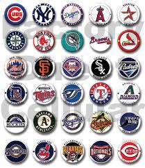 mlb teams logos